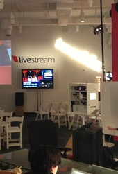 Tumblr / Livestream party - Live giffing presidential debate