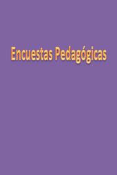 Encuestas Pedagógicas
