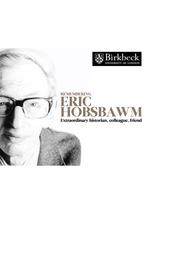 Eric Hobsbawm Memorial
