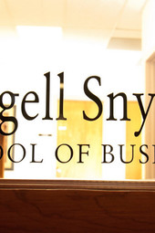 1. Angell Snyder School of Business Symposium