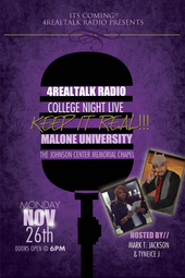 4RealTalk Radio