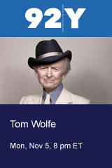 Reading Series: Tom Wolfe