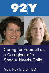 Caring for Yourself as a Caregiver of a Special Needs Child