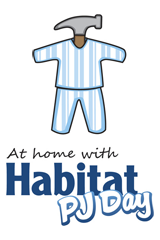 At Home with Habitat – PJ Day