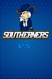 Southerners VS Greyhounds