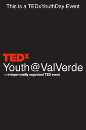 TEDxYouth@ValVerde