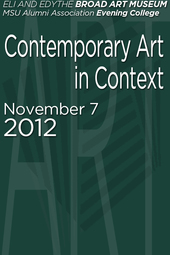 Eli and Edythe Broad Art Museum: Contemporary Art in Context