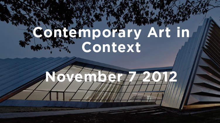 livestream cover image for Eli and Edythe Broad Art Museum: Contemporary Art in Context