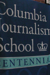 Columbia Journalism Admissions Information Session November 10, 2012