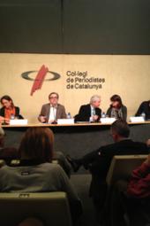 Les eleccions catalanes vistes pels corresponsals estrangers a Catalunya
