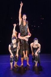 DanceMotion USA at BAM 2012:  Trey McIntyre Project & Korea National Contemporary Dance Company