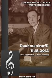 Rachmaninoff! | West Circle Series