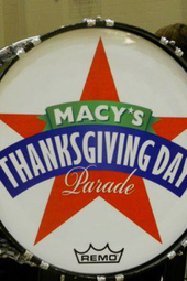 Behind the scenes, Macy's Thanksgiving Day Parade