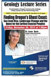 Nov 30 2012 SWOCC Geology Lecture Series