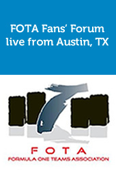 FOTA Fans' Forum, live from Austin, TX