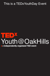 TEDxYouth@OakHills