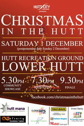 Christmas in the Hutt