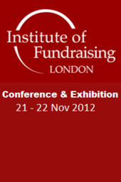 Institute of Fundraising - London conference