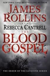 James Rollins and Rebecca Cantrell discuss THE BLOOD GOSPEL