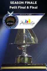 Petit Final & Final, Monsoon Cup, Season Finale ALPARI World Match Racing Tour