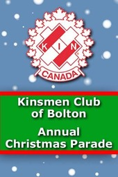 Bolton Kinsmen Christmas Parade