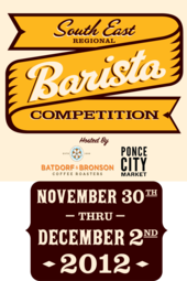 South East Regional Barista Competition