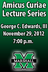 George C. Edwards III; Amicus Curiae Lecture Series