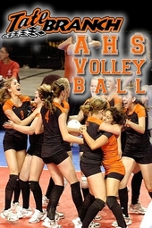 2012 AHS Volleyball