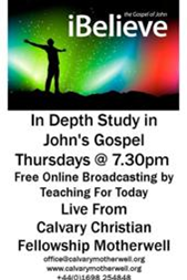 In-Depth Bible Study in John's Gospel