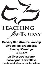 Morning Service at Calvary Motherwell