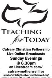 Evening Service at Calvary Motherwell