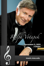 Ralph Votapek, Piano | 12.5.2012