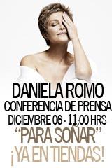 Daniela Romo - Conferencia de Prensa
