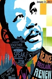 """Keeping The Dream Alive"" Martin Luther King Program"