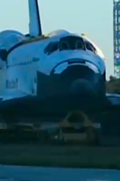 Space Shuttle Atlantis Retires at KSC