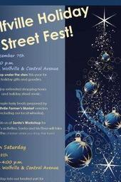 Wolfville Holiday Street Fest