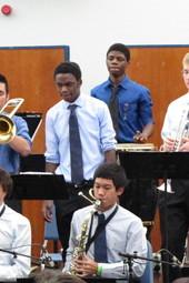 High School Band and Choir Concert