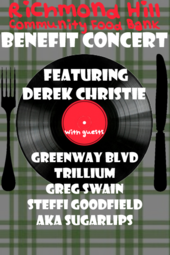Richmond Hill Community Food Bank Benefit Concert