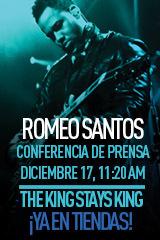 Romeo Santos - Conferencia de Prensa