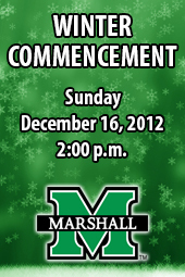 Winter Commencement 2012