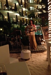 Live at El Taj beach club