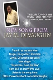 Jay DeVaughn on DeeWorks Live!