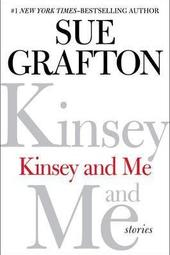 Sue Grafton discusses KINSEY AND ME