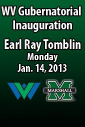 WV Gubernatorial  Inauguration