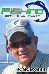 Fishing with Bill Miller 2013