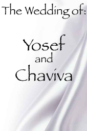 Chaviva and Yosef's Wedding