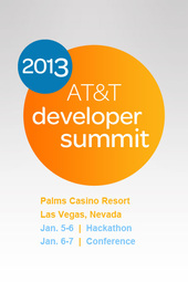 2013 AT&T Developer Summit