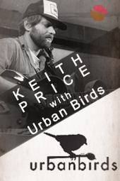 Keith Price w/Urban Birds live at Streaming Cafe