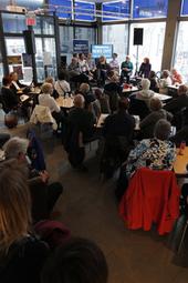 News Café Live Events