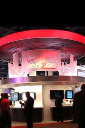 Verizon CES 2013 - Booth Tour